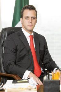 Alejandro Medina Mora silla