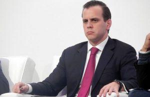 Alejandro Medina Mora hijo